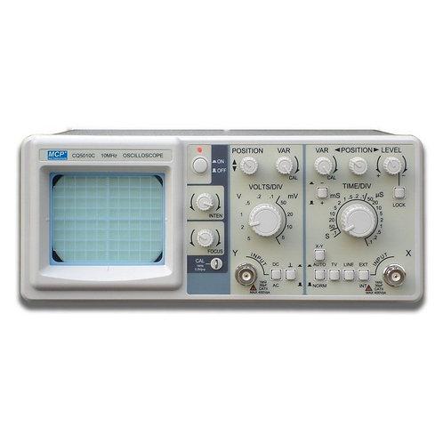 1CHアナログオシロスコープ 10MHz CQ5010C