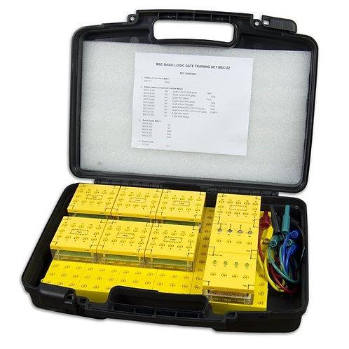 学校教材 電子工学実験学習キット MSC-02