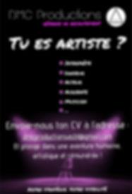 Cv DMC Productions