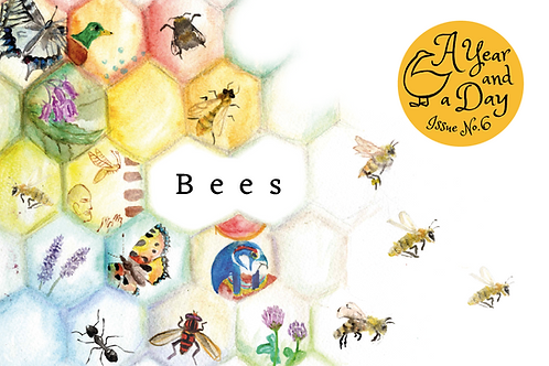 Issue 6: Bees