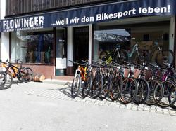 Der Bikeshop.