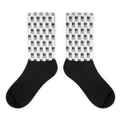 Cheat Code Socks