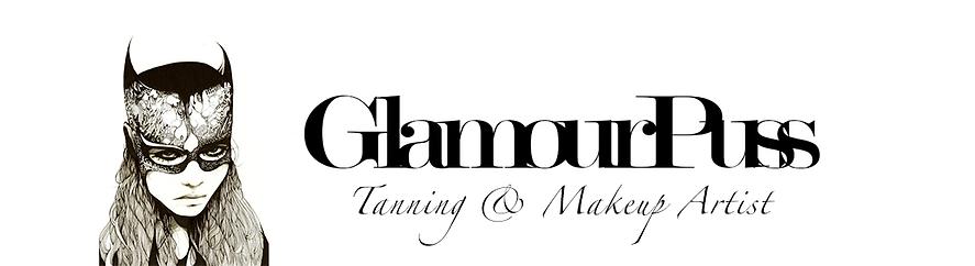 Glamourpuss Tanning Logo