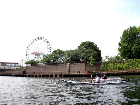 2021/05/15東京水路スーパーエクスプローラーズ