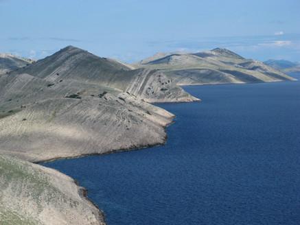 Croatia-The Kornati archipelago