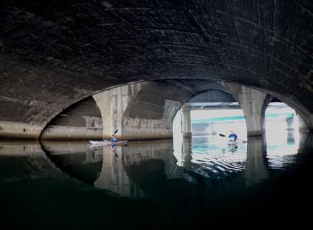 2020/08/10東京水路エクスプローラーズ&ナイトパドリング