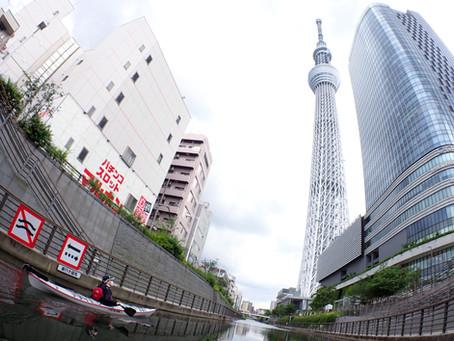 2021/06/23東京水路カヤックツアー(Aコース)
