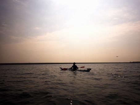 6/19(土)朝4時~東京水路ウルトラエクスプローラーズの様子を呟きます。