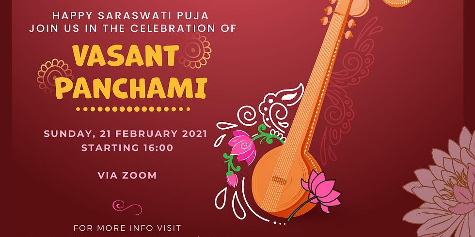 Ma Saraswati Puja - Vasant Panchami Celebrations