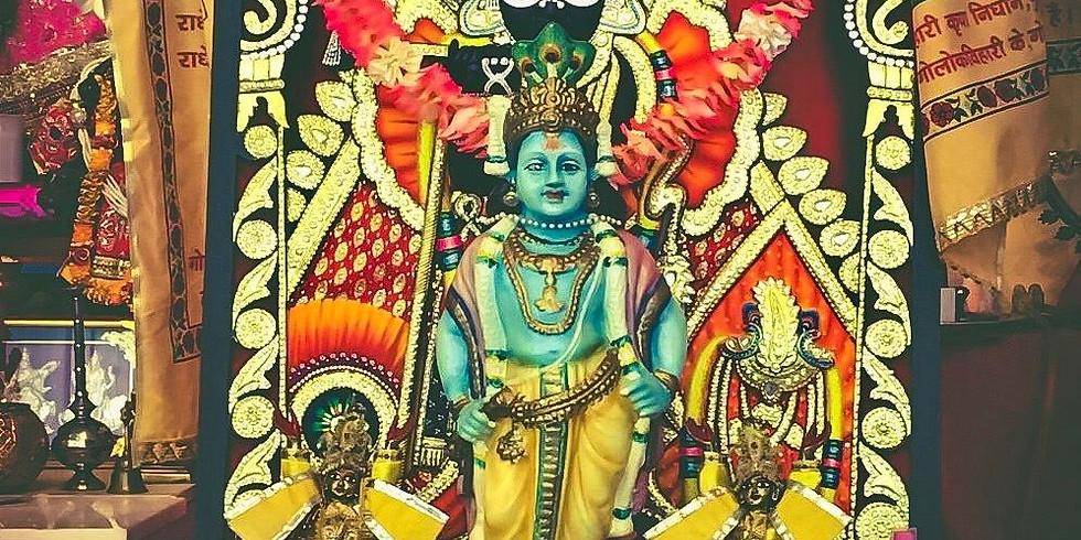 Krishna Janmashtami Celebrations