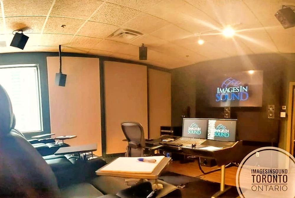 Audio Post-Production Toronto