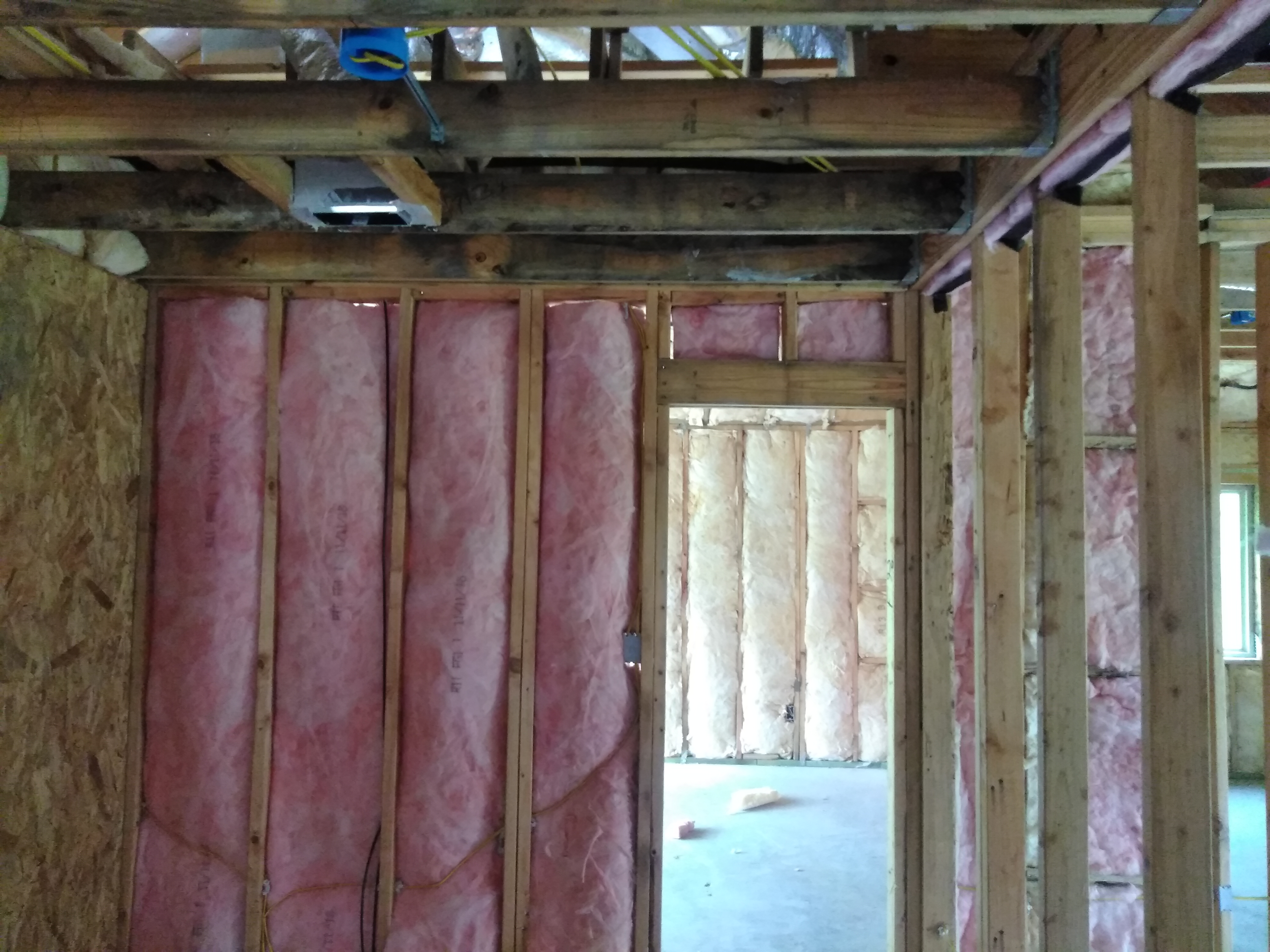 New Home Insulation Houston