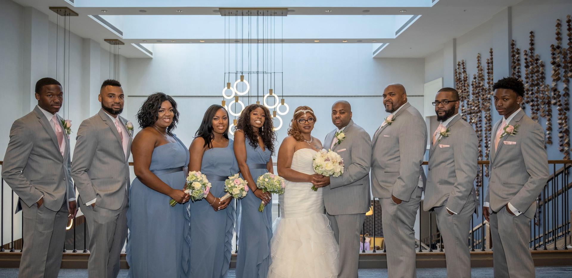 Parker Bridal Party