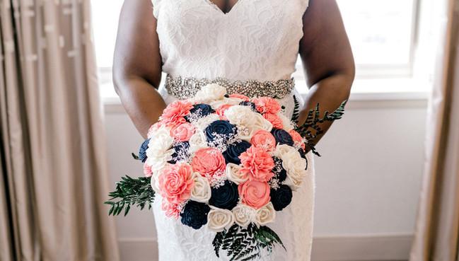 Mrs Fletcher bouquet