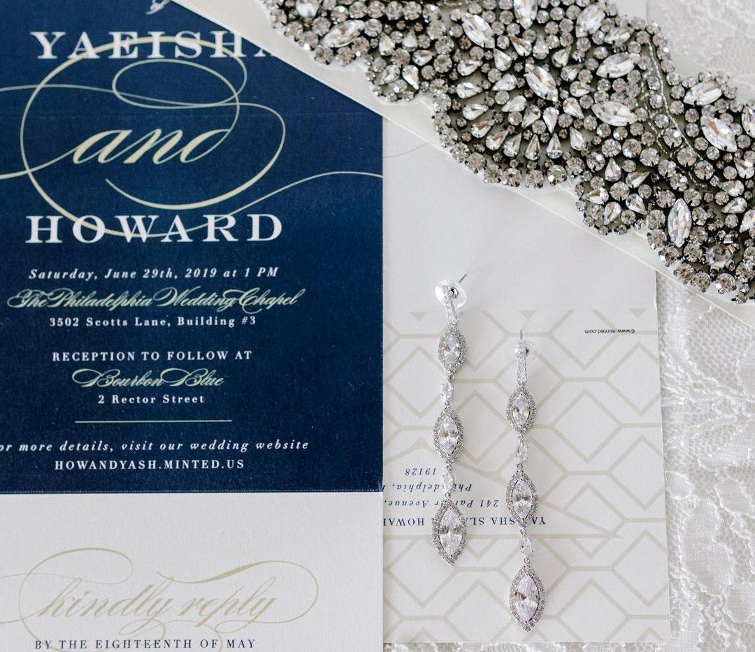 Fletcher Weddingn Detail shot