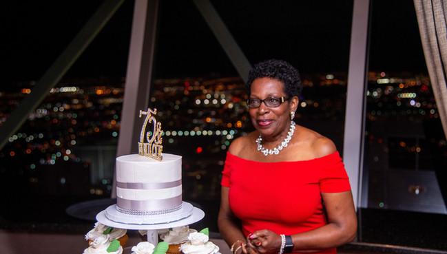 Kim Jasper's 75th Birthday Celebrations