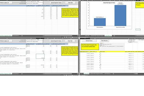 Bulk Load CoA Segment Values