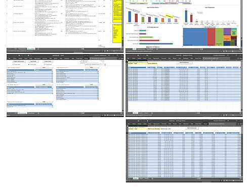 P2P: Dashboard and Reporting Framework