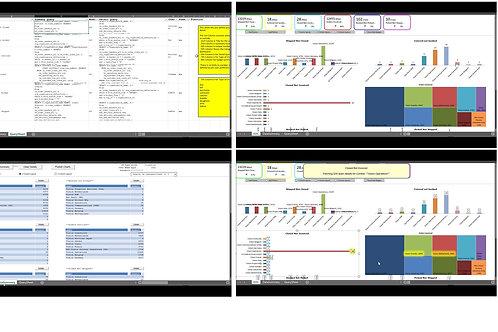 O2C: Dashboard & Reporting Framework