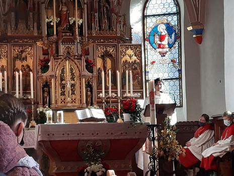 Ostern – Fest des Aufbruchs in unseren Pfarreien