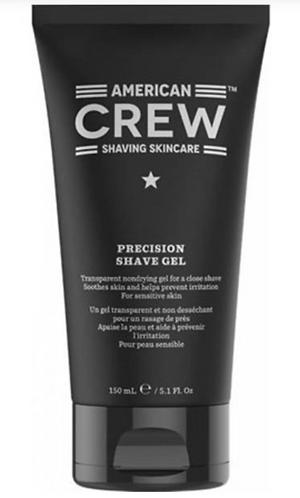 American Crew precision shave gel