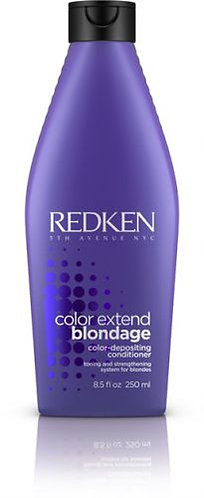 Color Extend Blondage Color-Depositing Conditioner