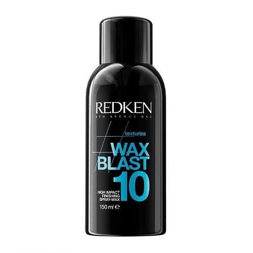 Wax blast 10 high impact finishing spray wax