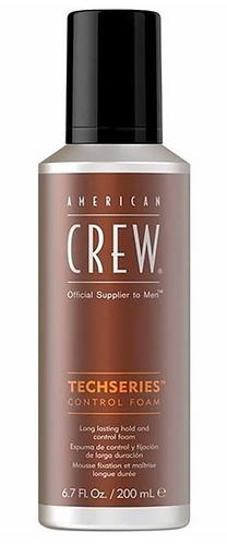 American Crew Tech series control foam