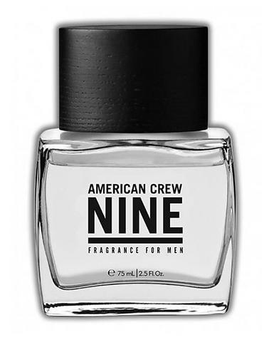 American Crew nine fragrance