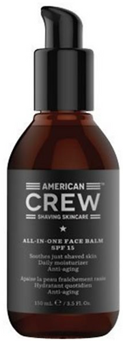 American Crew all in one face balm