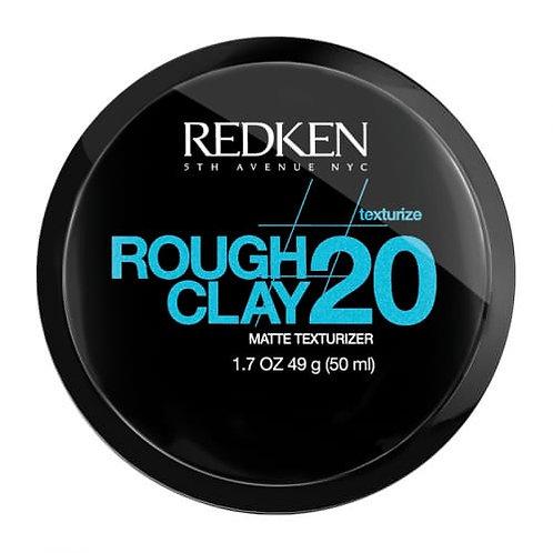 Rough clay 20 matte texturizer