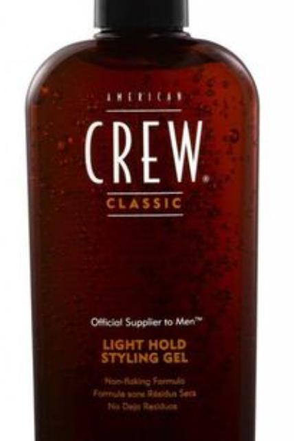 American crew light hold styling gel
