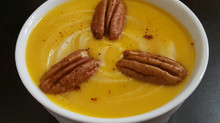 Roasted Butternut Squash Bisque