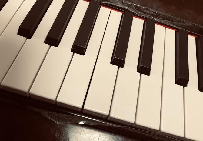 ピアノ、始めました。
