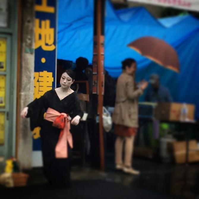 東中野ムーンロード秋まつり2017
