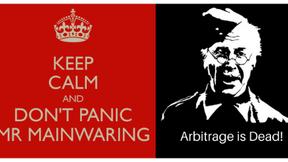 Don't Panic Mr Mainwaring (FBA Is Dead!)