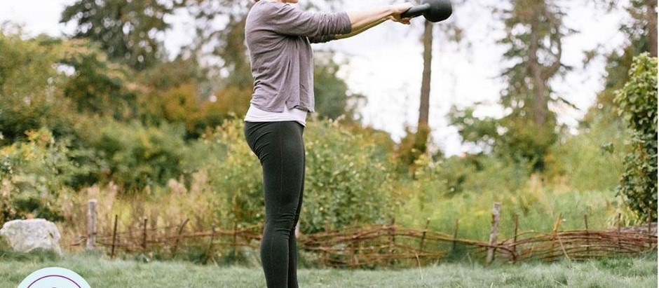 Kettlebell Training & the Benefits of a Skills-First Approach to Strength in Pregnancy & Postpartum