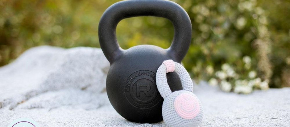 Can you swing kettlebells during pregnancy?