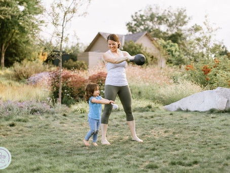 Back in the Swing of Things: The Ultimate Guide to Returning to Kettlebell Training Postpartum