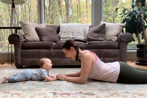 Tummy Time Exercise After Baby