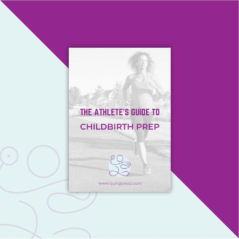 The Athlete's Guide to Childbirth Prep