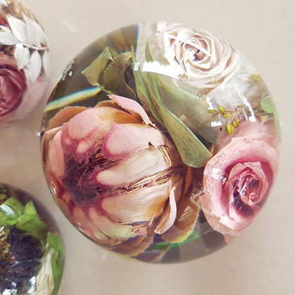 NEW IN 2020-Our exquisite 150mm Flower Orb