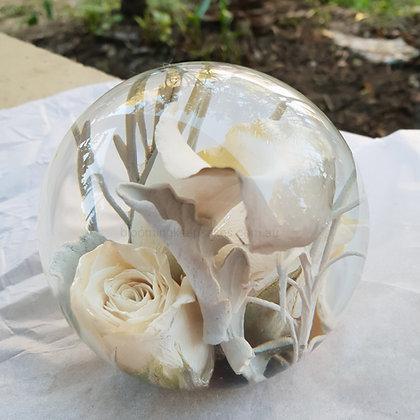 80mm Flower Orb