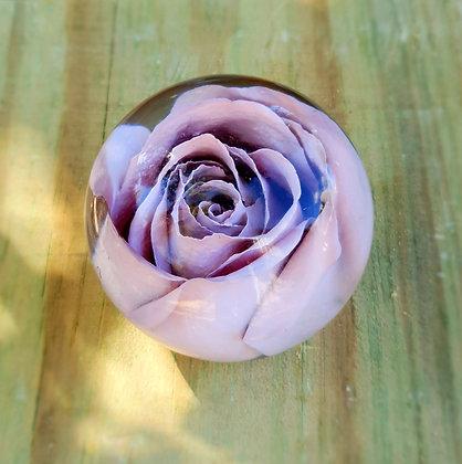 Single Flower Orb 80mm