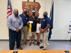 Louisiana State Trooper Office Troop A