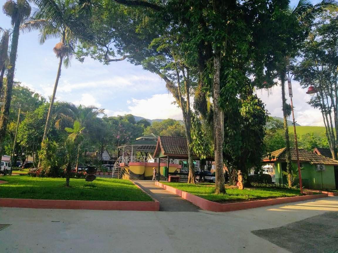 Praça Conego A Manzi