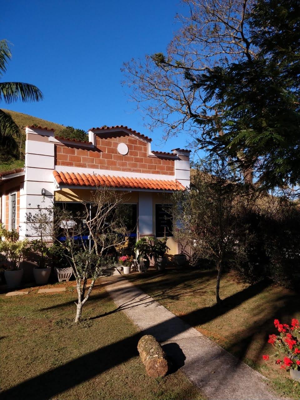 Salão de café e convivência
