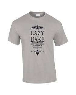 LazyDaze_Western- Tshirt
