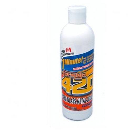 Formula 420-Glass Cleaner