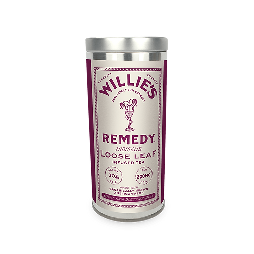 Hibiscus Tea 3 oz Tin
